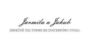 Svatební oznámení JSO18