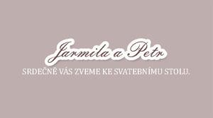 Svatební oznámení JSO20