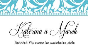 Svatební oznámení JSO27