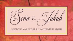 Svatební oznámení KSO25