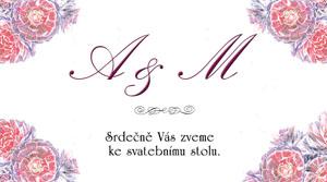 Svatební oznámení KSO2