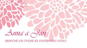 Svatební oznámení KSO38