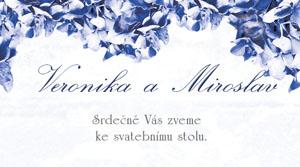 Svatební oznámení KSO6
