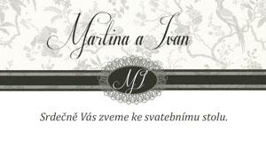 Svatební oznámení LSO29