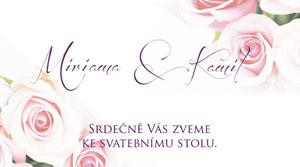 Svatební oznámení LSO35