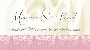 Svatební oznámení LSO38