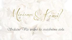 Svatební oznámení LSO39