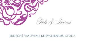Svatební oznámení LSO55