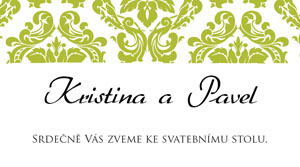 Svatební oznámení LSO59