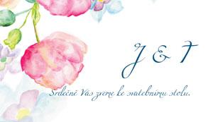 Svatební oznámení LSO64