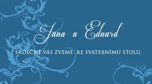 Svatební oznámení SFOT11