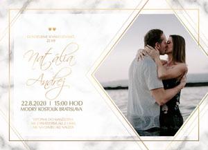 Svatební oznámení SFOT33