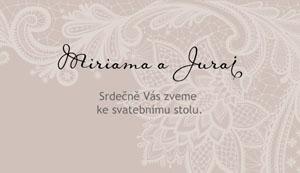 Svatební oznámení SFOT6