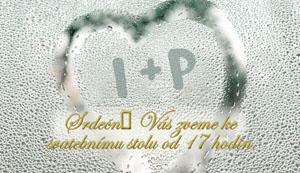 Svatební oznámení SNAP16