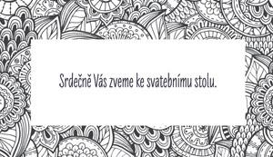 Svatební oznámení SNAP1