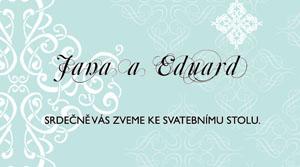 Svatební oznámení SSO18