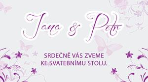 Svatební oznámení SSO20