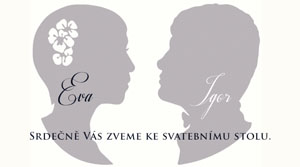 Svatební oznámení SSO21