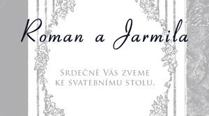 Svatební oznámení SSO23