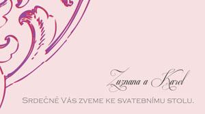 Svatební oznámení SSO31
