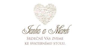 Svatební oznámení SSO41