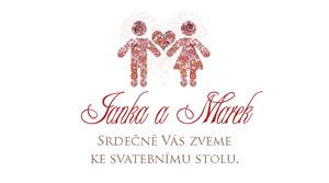 Svatební oznámení SSO42