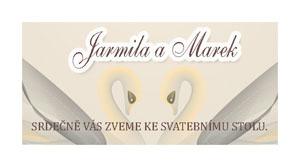 Svatební oznámení SSO45