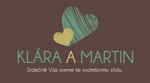 Svatební oznámení SSO4