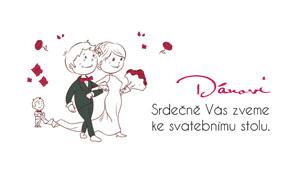 Svatební oznámení SSO63